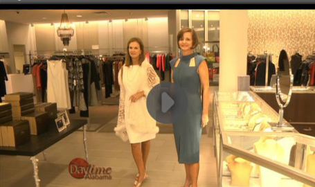 Linly Heflin Fashion Show on Daytime Alabama