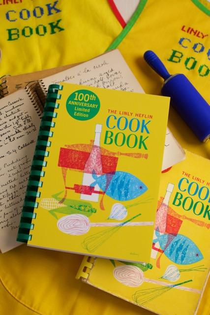 Linly Heflin Limited-Edition Cookbook